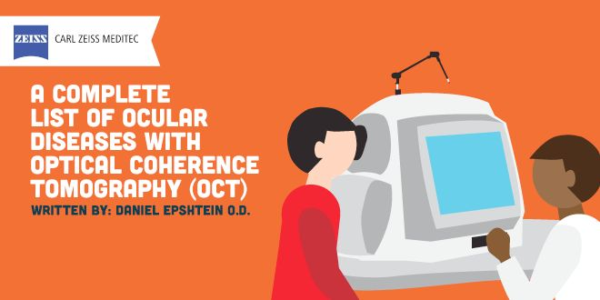 A Complete List of Ocular Diseases with Optical Coherence Tomography (OCT) - NewGradOptometry.com