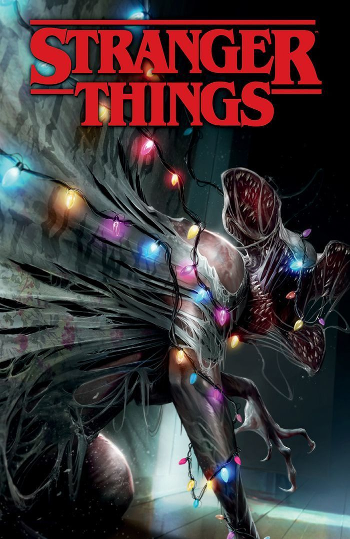 The Upcoming STRANGER THINGS Comic Series Gets Some Cool Variant Cover Art