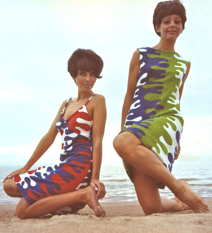 """Nanso, So Sixties"" – 60's Revontuli ('Northern Lights') collection (Photo: Nanso)"