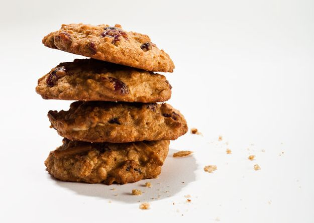 Almond Cranberry Quinoa Cookies | 32 Ways To Eat Quinoa And Succeed In Life