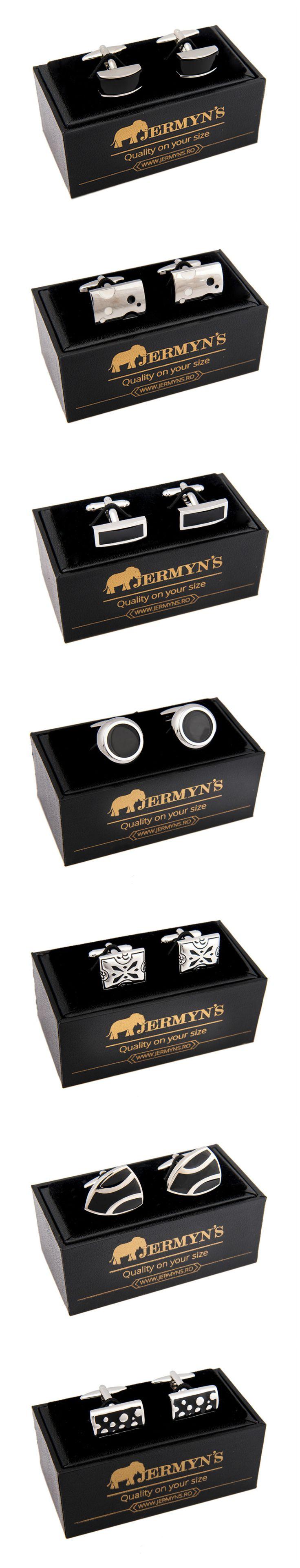 Jermyn's Cufflinks
