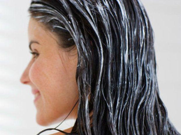 Les masques pour les cheveux avec lhuile de courge
