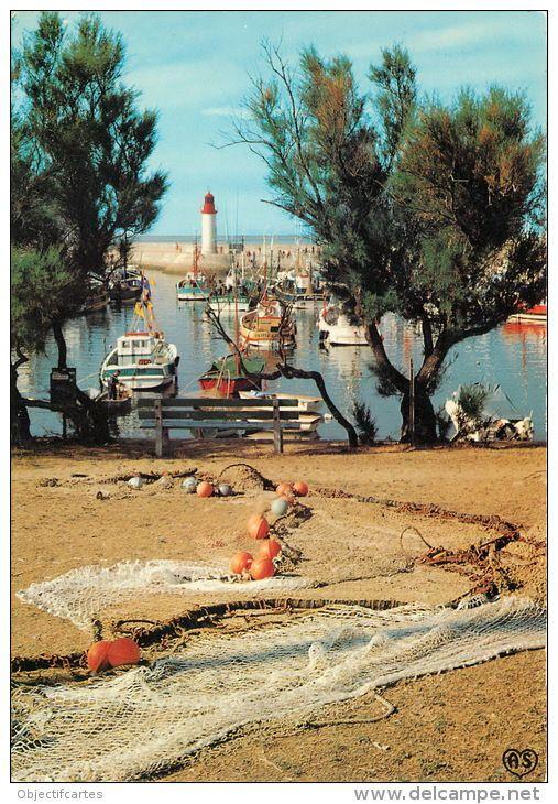 Oleron - port de la Cotinière