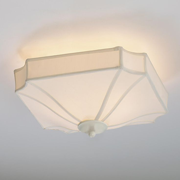 lighting for ceilings. cut corner shade ceiling light lighting for ceilings