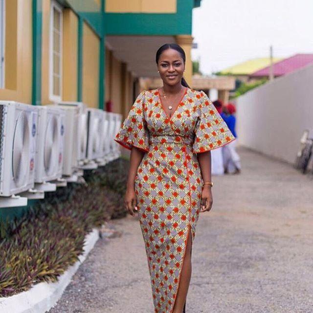 Nigerian Lace Dresses Designs