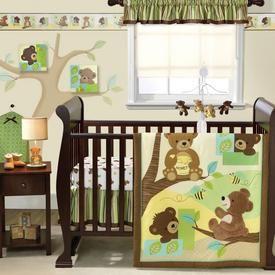 Buy Honey Bear 3 Piece Crib Bedding Set Online & Reviews