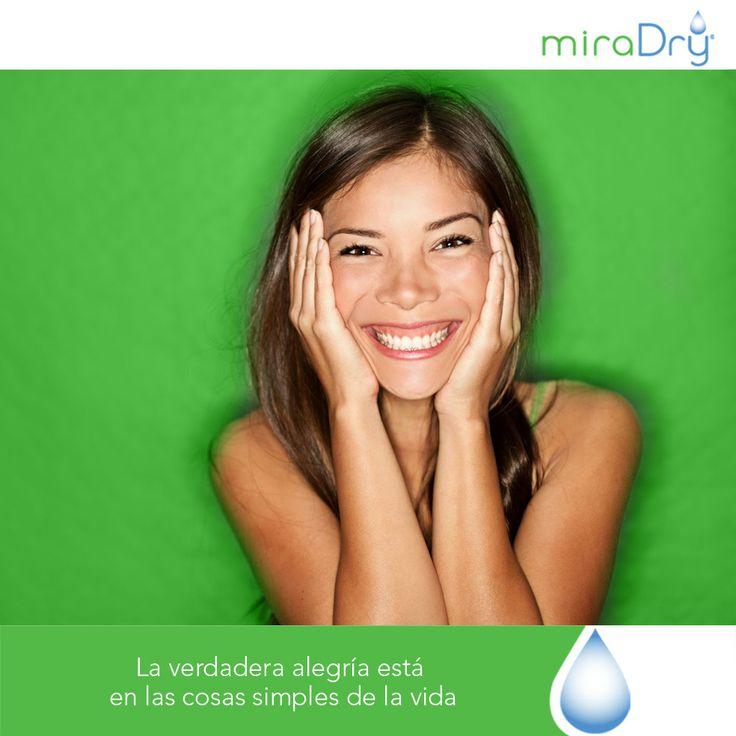 #positivo #Motivaciones #miraDry #oportunidad #felicidad #happy #smile