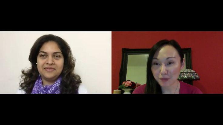 Radhika's interview at the Lighten Up Summit 2016
