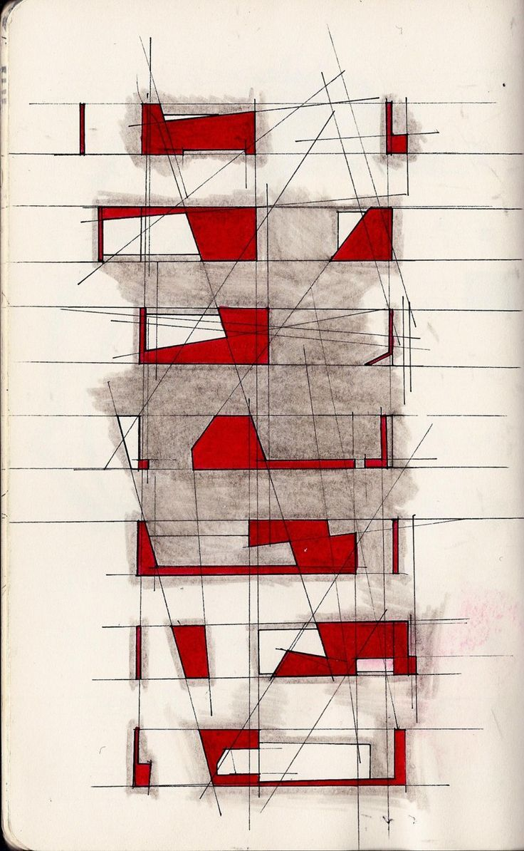 1000 images about abstract art on pinterest abstract for Architectural drawing paper sizes