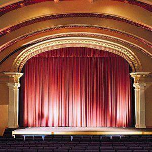 Theatre #curtains #stage