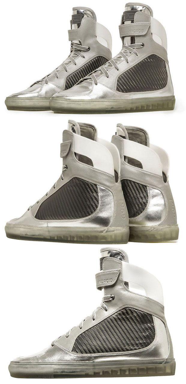 GE lança tênis inspirado nas botas lunares