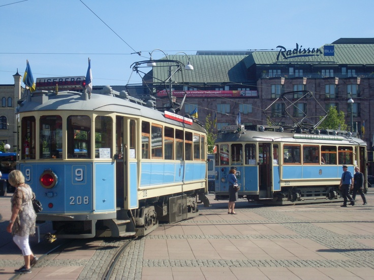 Gothenburg trams