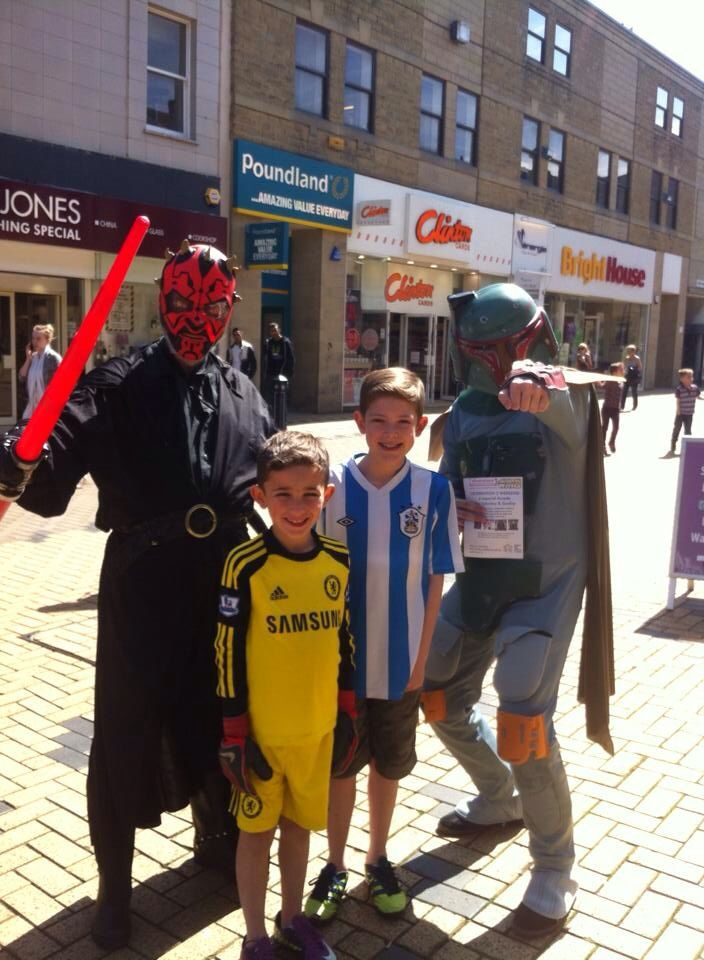 Star Wars Weekend this year courtesy of Diversions