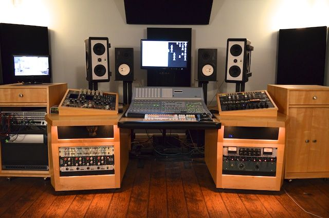 Diy Recording Console Stand Google Search Studio Desk