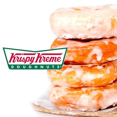 Krispy Kreme: FREE Doughnut (Mobile App)