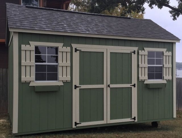 Wolfvalley Buildings  Storage Shed Blog.: Portable Storage Buildings -10x16 Utility Shed - W...