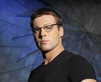 Michael Shanks aka Daniel Jackson on Stargate SG-1