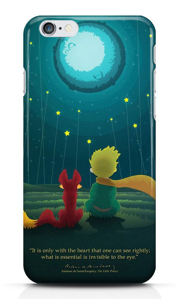 New The Little Prince Case For Iphone 5 5s 5c 6 6 plus