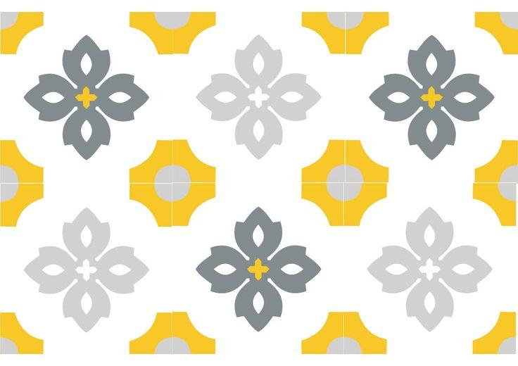 42 best collection les floraux ateliers zelij images on pinterest. Black Bedroom Furniture Sets. Home Design Ideas