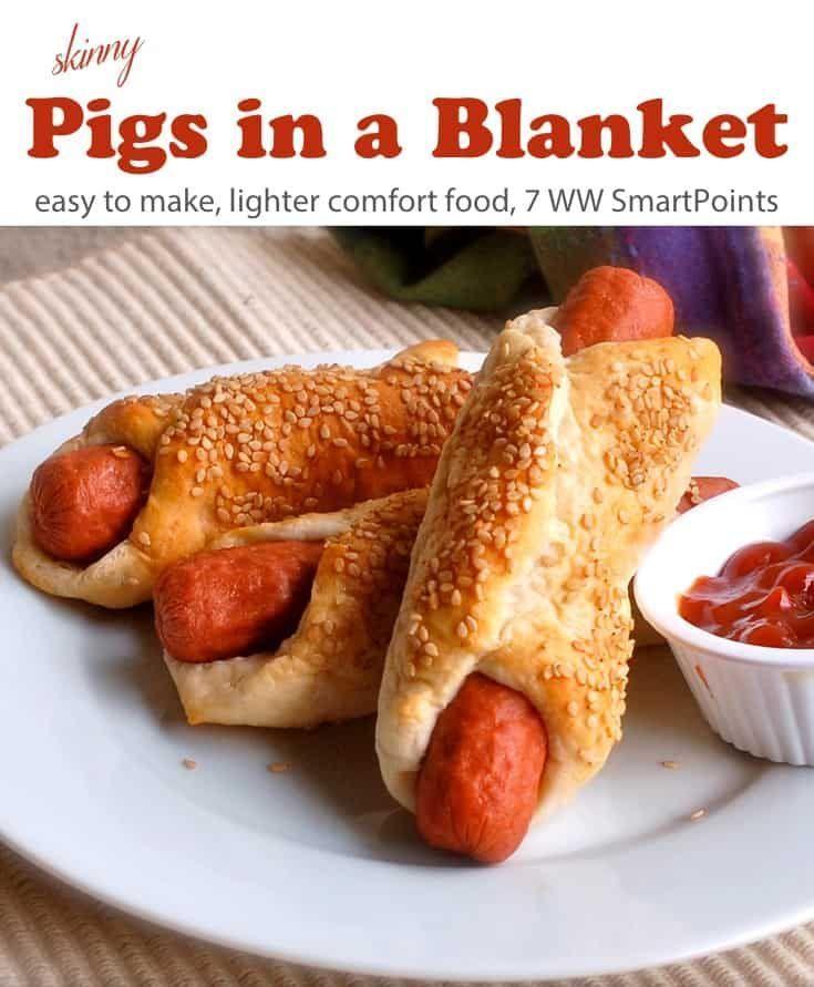 Ww Pigs In A Blanket