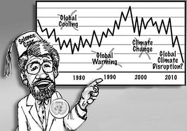 Es gibt etwa ein Dutzend Einflussfaktoren bei der Klima-Entwicklung, kurzfristige, mittelfristige und langfristige – nur CO2 gehört nicht dazu. Es ist relativ einfach, eine Theorie zu entwickeln un…
