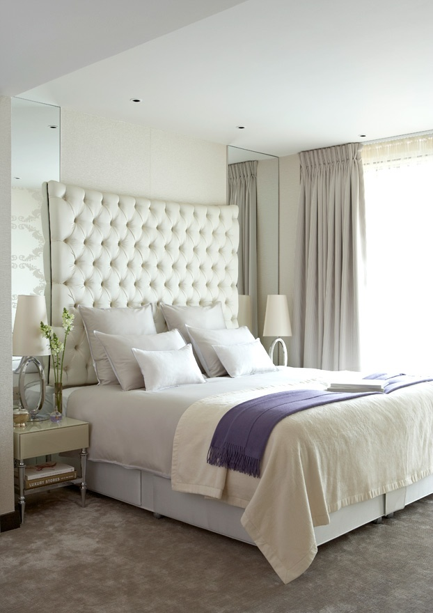 169 best images about padded walls headboards on pinterest for Calm and serene bedroom ideas