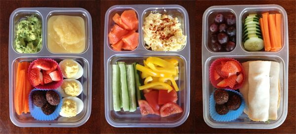 Paleo lunches for kids..only they look awesome, and i'm like a kid...SOO doing this.