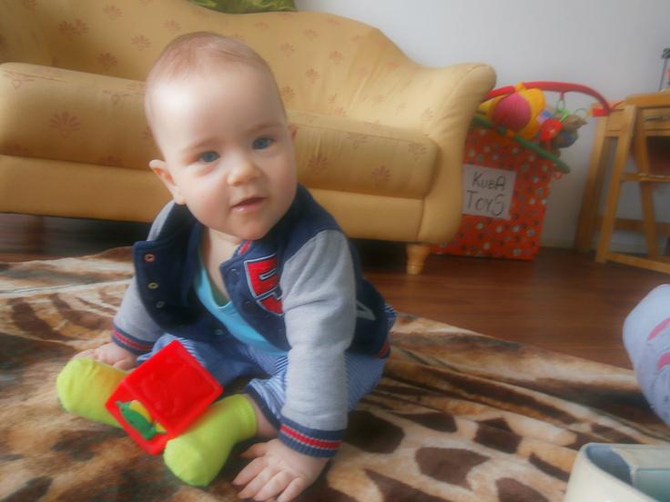 to dziecko bierze udział w konkursie Modne Dziecko http://allegro.pl/dzial/dziecko
