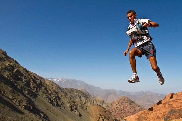 Rachid El Morabity y Elisabet Barnes 'arrasan' en la Marathon des Sables