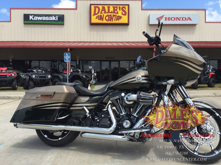 2013 Harley-Davidson® FLTRXSE - ROAD GLIDE for sale in Victoria, TX | Dale's Fun Center (866) 359-5986