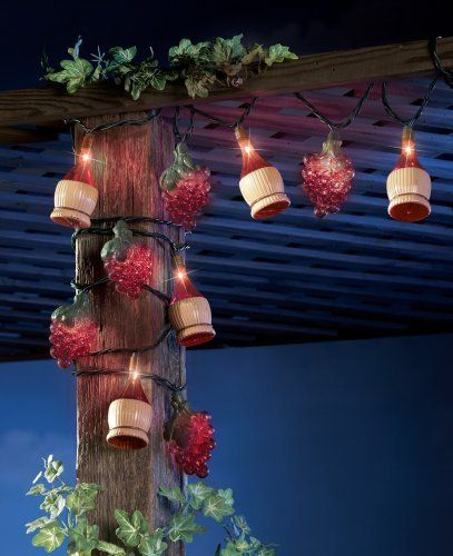 63 best images about Vineyard Decor on Pinterest Wine bottle holders, Vineyard and Wine theme ...