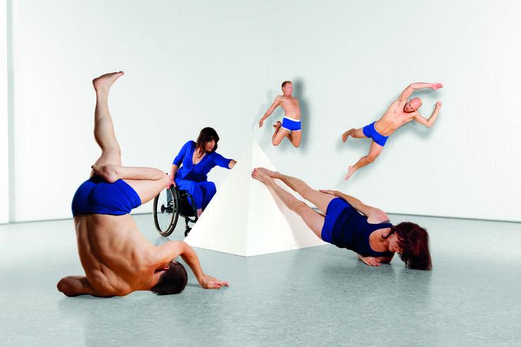 Touch Compass Dance Company inclusive dance promo shot