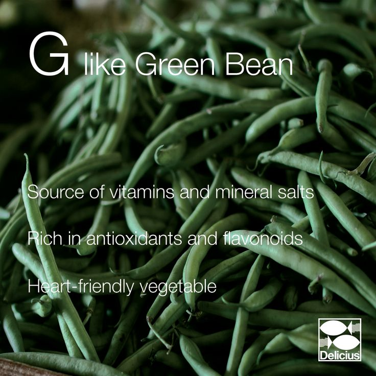 "The Delicius Alphabet | G like Green Bean - Rich in vitamins, it blends perfectly with our Mackerel fillets: try this combination in our tasty ""Fantasie di Sgombro"""