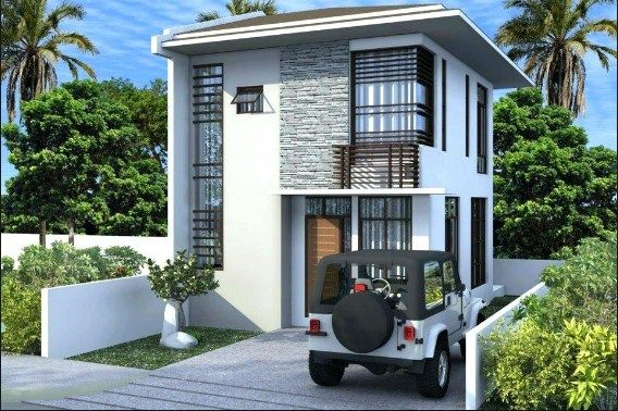 2 Storey 3 Bedroom House Design Philippines 2 Storey House Design Two Story House Design 2 Story House Design