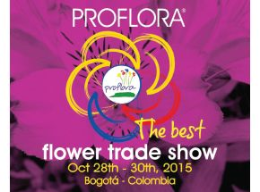 New location for Proflora 2015 revealed!
