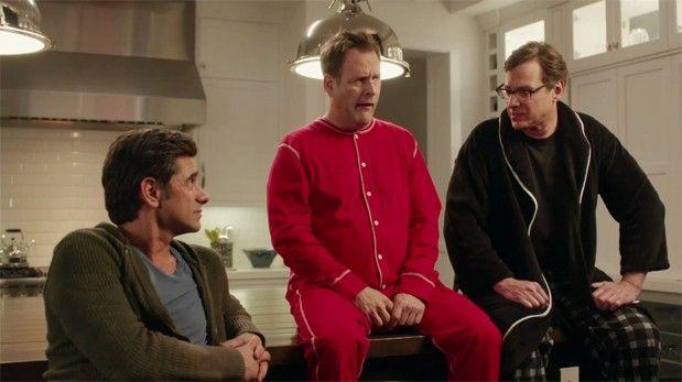 "Elenco de ""Tres por tres"" se reunió en comercial de TV"