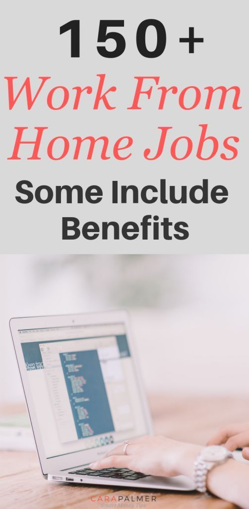 150+ Legitimate Work At Home Jobs Available Now – …