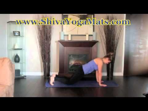 Learn to do the Standing Yoga Poses - Beginner's High Plank the   right way.Learn more yoga poses @ http://www.youtube.com/watch?v=C1XBSr_rxxk