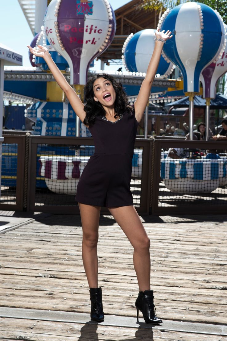 Bianca santos on her cuban background popsugar latina - Meet The Stylish Cast Of Happyland Before Tonight S Big Premiere