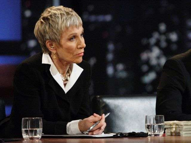 Barbara Corcoran shares 'Shark Tank' insights via @Jill Meyers Jackson Norris TODAY