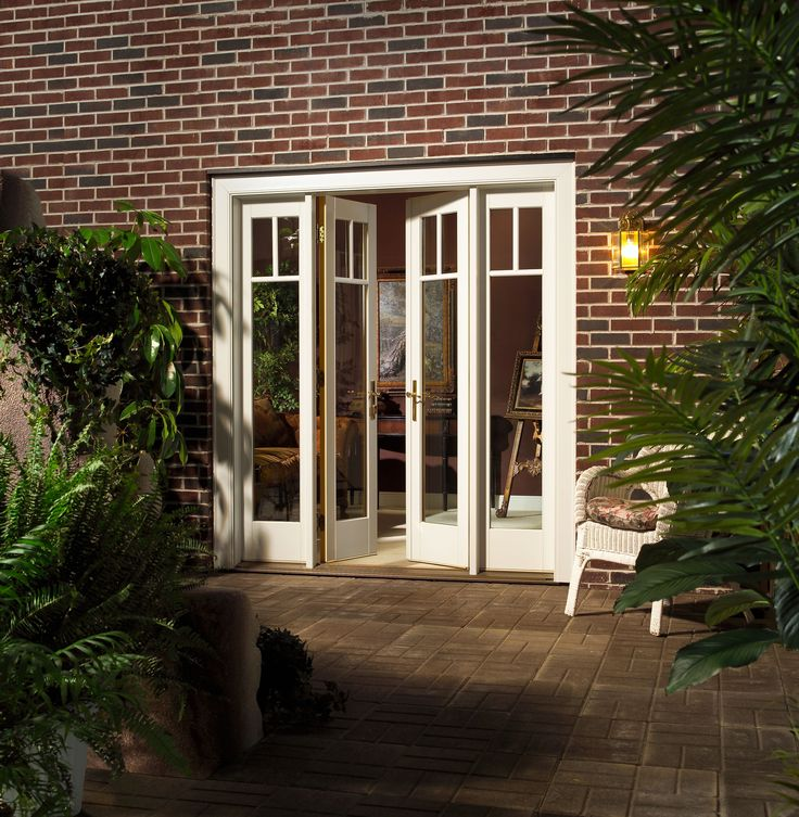 10 best ashworth r entry patio doors images on for Interior french patio doors