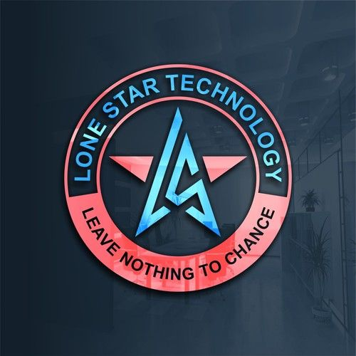 Lone Star Technology - Design a logo that they can trust me to build their product