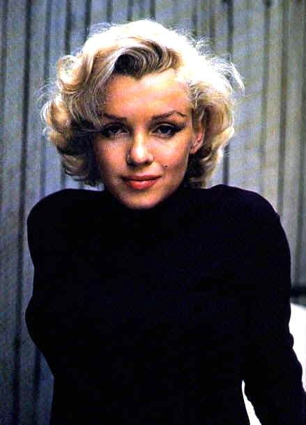 Marilyn Monroe; will always be my icon.. I can't say enough about this woman.