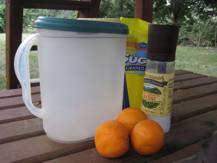 Dont really need this but what the heck.. Homemade Gatorade: Sports Drinks on the Cheap