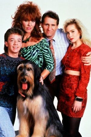 Married with Children.  I had to sneak it because I wasn't supposed to watch.