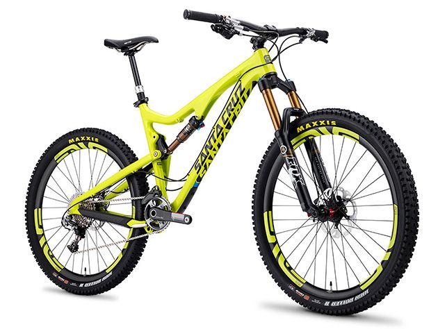 What's the story on Santa Cruz Bicycles' new Bronson 650b bike? Here's the exclusive Blueprint video and story on the development of the Bronson.