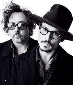 Killer combo: Tim Burton & Johnny Depp