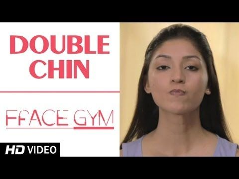 How to Reduce Double Chin problems with Yoga | CVR Health - YouTube
