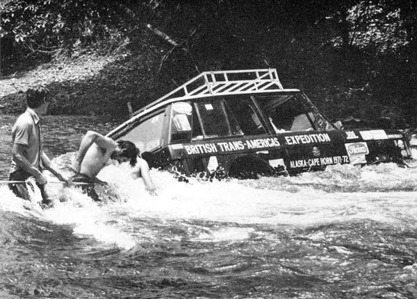 1972 darien gap expedition range rover classic overland adventure pinterest range rovers. Black Bedroom Furniture Sets. Home Design Ideas