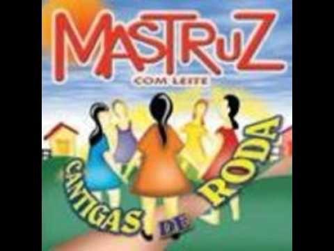 Mastruz com Leite Vol 32 - CD Cantigas de Roda - Forró das antigas